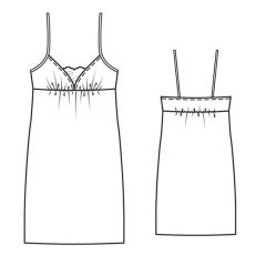 Комбинация мод. 116 из Burda 7  2013