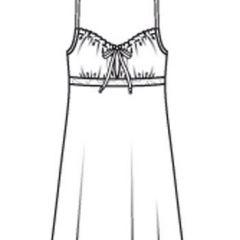 Комбинация мод. 133  Burda 11  2009