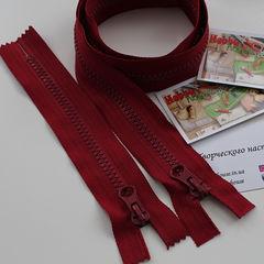 Молнии темно-красные: 80 см - 13 грн., 18 см - 7 грн.