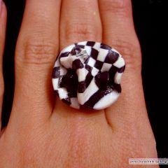 шахматное чудо (кольцо)