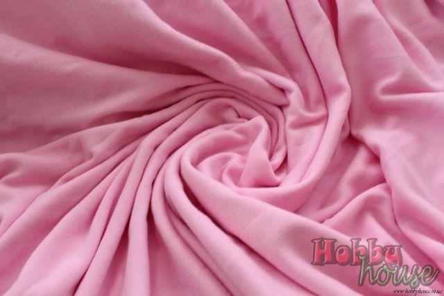 Розовый интерлок 2х95 - 115 грн./м