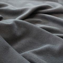 Корал-флис серый, шир. 150 см - 125 грн./м
