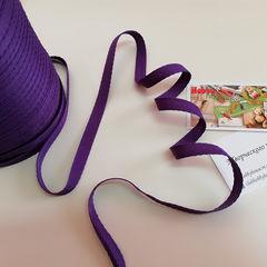 Киперная лента фиолет 1 см - 2,70 грн./м