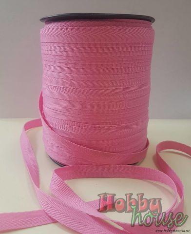 Киперная лента розовая 1 см - 2,70 грн./м