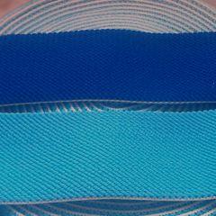 голубая и синяя