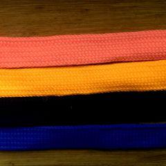 шнурки длина 95-110 см ширина 1,8 см