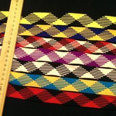 шнурки клетка ширина 2,5см  длина 105см  цена 7 грн/шт