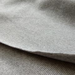 Кашкорсе плотное серый меланж - 124 грн./м
