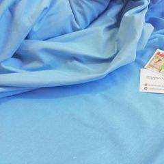 рибана голубая ширина 180см  цена 160 грн