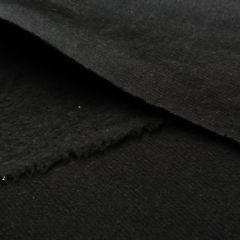 Рибана с начесом черная (пл. 160) - 115 грн./м