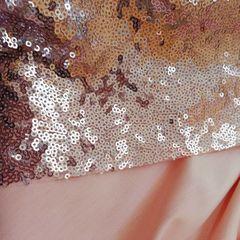 """Пайетка на сетке розовая (обычная, не """"живая""""), ширина 130 см - 295 грн./м"""