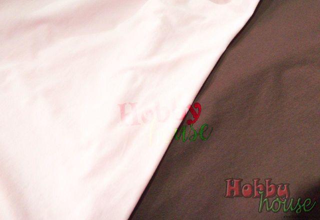 Стрейч-кулиры нежно-розовый и шоколад 180 см - 110 грн./м