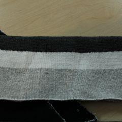 Подвяз бело-серо-черный 16х174 см - 62 грн./шт.