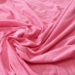 кулир пенье ярко розовый, шир. 150 см - 90 грн./м