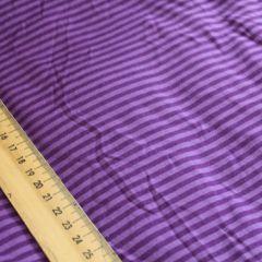 кулир пенье фиолетовая полоска 3 мм, шир. 195 см - 90 грн./м