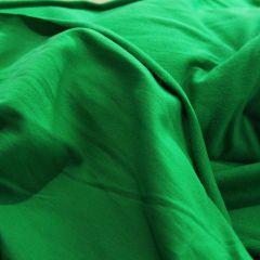 Стрейч-футер 2-нитка зеленая, хб петля 200 см - 115 грн./м