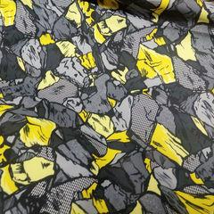 Плашевка желто-серая 150 см - 78 грн./м