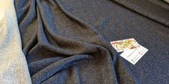 Футер 3-нитка хб петля с люрексом, цвет джинс 180 см - 135 грн./м