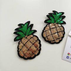 Аппликация ананас - 10,80 грн./шт.