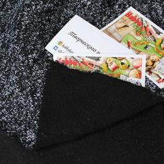 Трикотажное двустороннее вязаное полотно, шир. 160  см - 149 грн./м