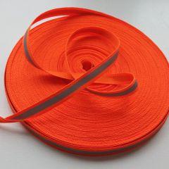 Оранжевая светоотражающая лента - 2,3 грн./м