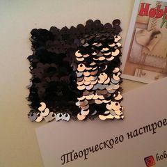 №1 черный - золото - 348 грн./м