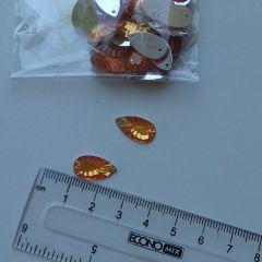Пришивные камни (пластик) - 15 грн. за упаковку (20 шт).