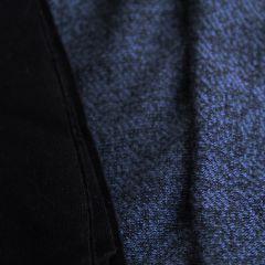 3-нитка фламли джинс и черная рибана